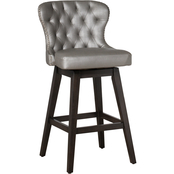 Hillsdale Rosabella Swivel Counter Stool