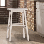 Hillsdale Moreno Backless Counter Stool