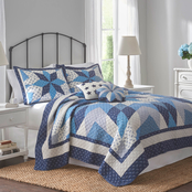 Nostalgia Home Nathan 3 pc. Quilt Set