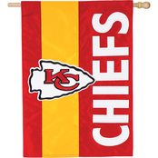 Evergreen NFL House Flags