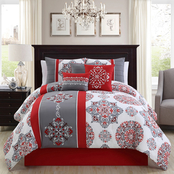 Elight Home Precious Comforter Set