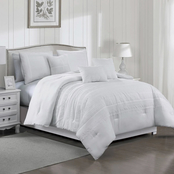 Elight Home Linton 6 pc. Comforter Set