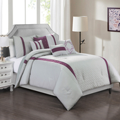 Elight Home Kimeo 7 pc. Comforter Set