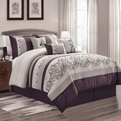 Elight Home Rica 7 pc. Comforter Set