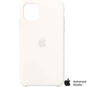 Apple iPhone 11 Silicone Case, White