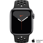 Apple Watch Nike Series 5 GPS Space Gray Aluminum Case with Nike Sport Band