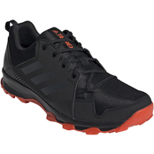 adidas Tracerocker Trail Running Shoes Black/Black/Carbon