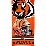 WinCraft NFL Football Beach Towel