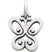 James Avery Spring Butterfly Charm Small