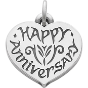 James Avery Happy Anniversary Charm