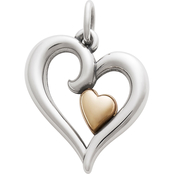 James Avery Joy of My Heart Pendant, Small