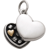 James Avery Box of Chocolates Charm
