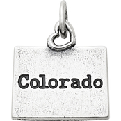 James Avery My Colorado Charm