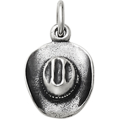 James Avery Sterling Silver Small Cowboy Hat Charm