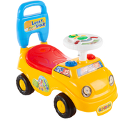 Lil' Rider Toy Ride On Activity Car