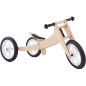 Lil' Rider Wooden 3 in 1 Convertible Balance Bike