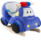 Happy Trails Rocking Police Car