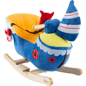 Happy Trails Rocking Boat