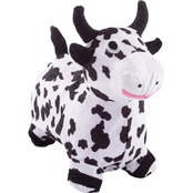 Happy Trails Inflatable Bouncy Cow