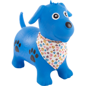 Happy Trails Inflatable Bouncy Puppy