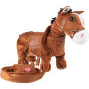 Happy Trails Animated Plush Horse Toy