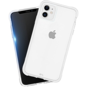 Case-Mate Protection Pack Tough Clear Case Plus Glass Protector for Apple iPhone 11