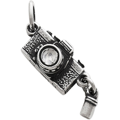 James Avery 35mm Camera Canister Charm