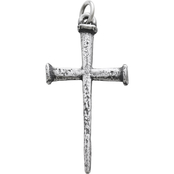 James Avery Nail Cross Large Pendant