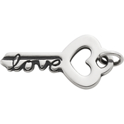 James Avery The Key to Love Pendant