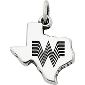 James Avery Whataburger Charm