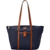 Dooney & Bourke Wayfarer Large Zip Tote