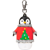 Bath & Body Works Holiday Traditions: LED Penguin Pocketbac Clip