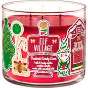Bath & Body Works Land of Sweets: Elf Village 3 Wick Candle