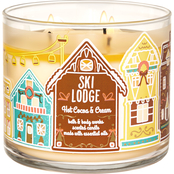 Bath & Body Works Land of Sweets: Ski Lodge 3 Wick Candle