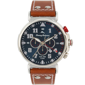 Tommy Bahama Men's Bay View Dual Time Chronograph Watch
