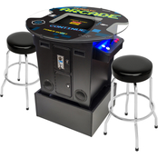 Creative Arcades 412 Classic Games 2 Player 39 in. Pub Table Arcade Machine