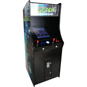 Creative 2 Person Stand Up Arcade Machine with 60 Classic Games