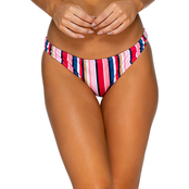 Damsel Juniors Sunsets Cheeky Low Rise Bikini Bottom