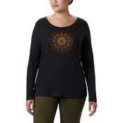 Columbia Plus Size Anytime Tee