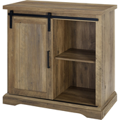 Walker Edison 32 in. Modern Farmhouse Storage Cabinet