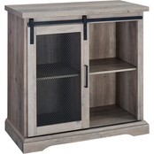 Walker Edison 32 in. Farmhouse Storage Cabinet