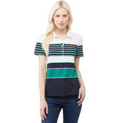 Tommy Hilfiger Banner Stripe Polo Shirt
