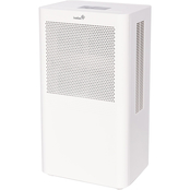 Ivation 4.3 Pint Compact Thermo Electric Dehumidifier with Continuous Drain Hose
