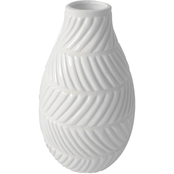 Simply Perfect Basketweave Vase