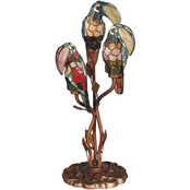 Dale Tiffany Toucan Accent Lamp