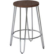 National Brand 24 in. Quinn Counter Stool