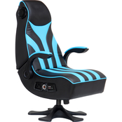 National Brand Console Gaming Chair with 2.1 Audio and Vibration