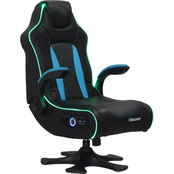 National Brand LED Console Gaming Chair with 2.1 Audio and Vibration