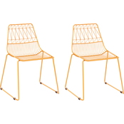 National Brand Kids Geometric Wire Activity Chairs 2 pk.