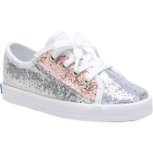 Keds Toddler Girls Kickstart Sparkle Jr. Sneakers